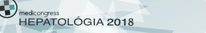 Hepatológia 2018 Konferencia logo