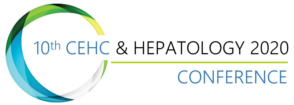 10. CEHC & Hepatológia 2020 Konferencia logo