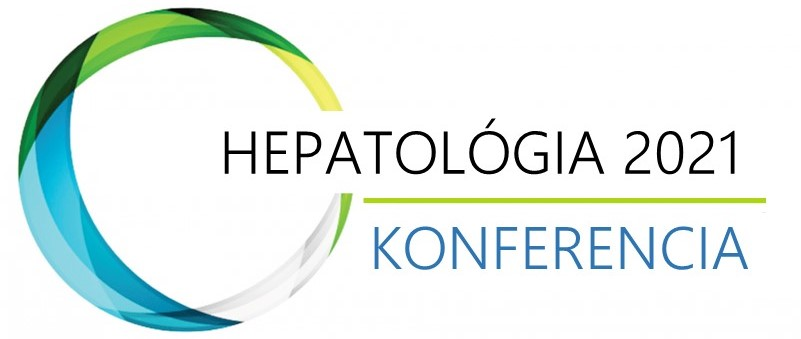 Hepatológia 2021 Konferencia logo